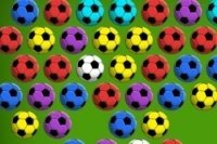 Voetbal Bubble Shooter