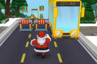 Kerstman Sprint